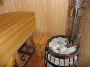 баня в коттедже - www.art-rene.ru